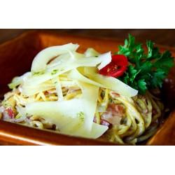 Spaghetti carbonara D.O.P.