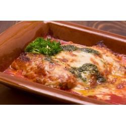 Olasz sonkás cannelloni mascarponés paradicsommártásban