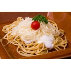 Sajtos - tejfölös spagetti