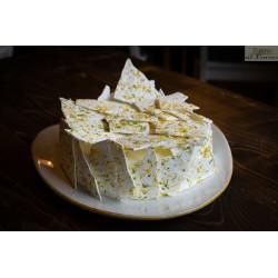Trópusi (gluténmentes) torta (Ananász-Kókusz)